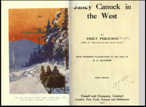 Janey Canuck in The West
