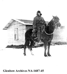 A. J. Wilkinson, lay-minister, Alberta circa 1913