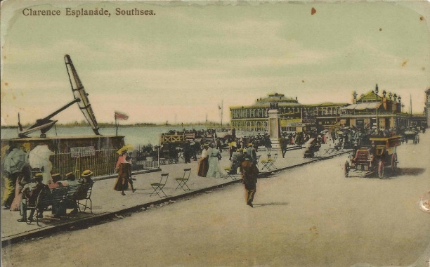 Clarence Esplanade, Southsea