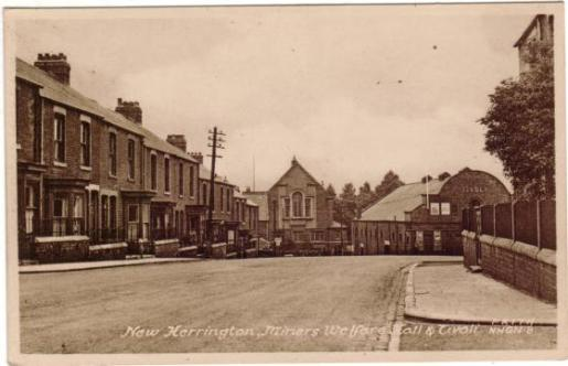 Miner's Welfare Hall and Tivoli, New Herrington